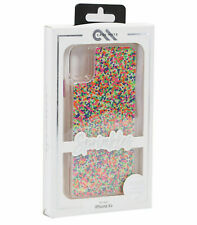 Case-Mate iPhone XR  Sprinkles Case 10 Foot Drop Protection | Multicolored