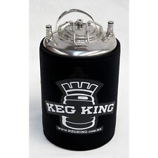 Keg King 2.5Gal / 9L Neoprene Keg Parka Keeps Beer Kegs Cold for Hours w/out Ice