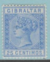Gibraltar 32 Mint Never Hinged OG** - No Faults Very Fine!!!