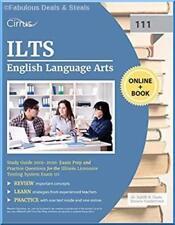ILTS English Language Arts Study Guide 2019-2020