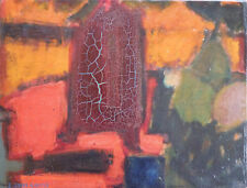 Eliane DROT-GORSE (1922) HsT Années 50/60 Abstraction lyrique Abstract Abstrakt