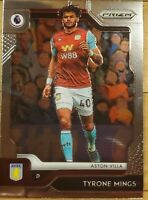 TYRONE MINGS 2019-20 Panini Chronicles PRIZM #303 ASTON VILLA 🔥