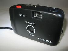 Holga 135 35mm Model K-280 Point and Shoot Film Camera Brand New
