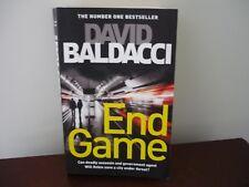 DAVID BALDACCI THRILLER - END GAME - NOVEMBER 2017 - BOOK 5 WILL ROBIE