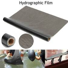 More details for hydrographics water transfer print film hydro dipping carbon fiber roll 5m x 1m