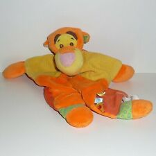 Doudou Tigre Disney - Tigrou- Dessin libellule