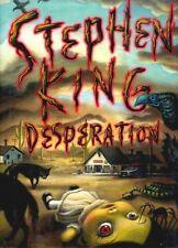 Stephen KING / __ DESPERATION                           [ Audiobook ]