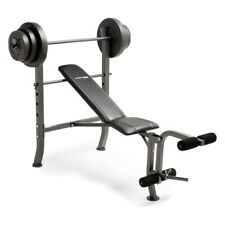 Competitor Pro Standard Bench Max Weight 250LB CB-5573