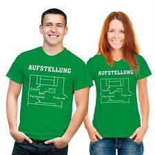 Markenlose texturierte Damen-T-Shirts mit Rundhals