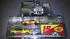 Greenlight Racing Hitch & Tow Series 1 Limited Edition 31050-C New