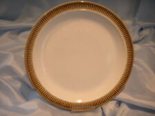 """POOLE PARKSTONE OLIVE GREEN SIDE PLATE 7"""" NO1"""
