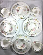 ROYAL DOULTON ARCADIA, 4 PLACE SETTING, 24 PIECES