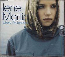 LENE MARLIN - Where i'm headed - CDs SINGLE 1999 NEW NOT SEALED 3 TRACKS