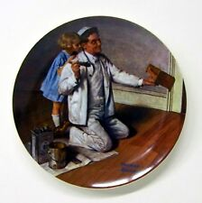 """Norman Rockwell's 1983 """"The Painter"""" 7th Issue"""