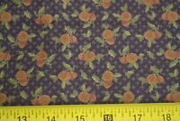 By 1/2 Yd, Green, Browns & Black Quilting Cotton, Thimbleberries/Club/2005, N707
