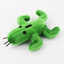 25cm Final Fantasy X Cactus Cactuar Plush Toy Green Plant Stuffed Soft Dolls Wit