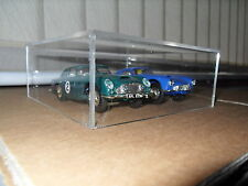 Acrylic Perspex Cover Display - Suits Die-Cast or Scalextric - 163x163x65mm.
