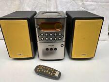 Philips mini Stereoanlage MC M 250/22 Cassette +CD