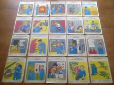 Set 20 Russia Posters Fire Safety Propaganda Advertise young fireman firefighter