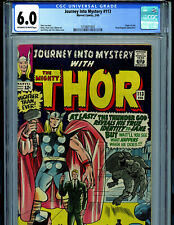 Thor Journey Into Mystery #113 CGC 6.0  1965 Origin of Loki Marvel Comic B18
