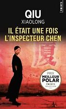Il était une fois l'inspecteur Chen von Qiu, Xiaolong | Buch | Zustand gut