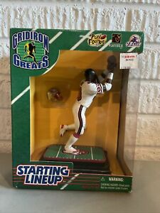 Jerry Rice 1997 Gridiron Greats starting lineup Action Figure. New