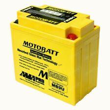 Motobatt Battery fits Various Makes Models Listed Below 12N73A 12N73B 12N74A