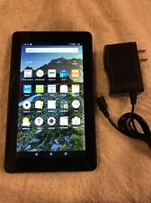 Lot Of 10 Amazon -Fire  Tablet 8GB, Wi-Fi, 7in - Black 5th Generation