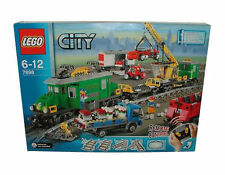 LEGO 7898 Trains / City Cargo Train Deluxe RC Train Set NEW FACTORY SEALED BOX