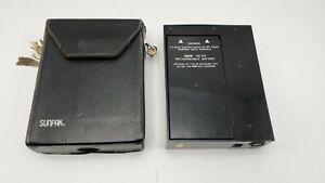 Sunpak 510V Powerpak w/ Case & NC 510 Rechargeable Battery - Untested AS-IS