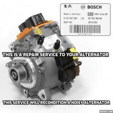 Alternator Hybrid EXPRESS REPAIR SERVICE FOR Peugeot Citroen Bosch Water Cooled