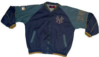 Vintage Rare PRO PLAYER by Daniel Young NY Yankees MLB Jacket Coat Size Large L