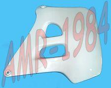 TRANSPORTADOR DERECHO BLANCO ORIGINAL APRILIA RX 125 cc 1989 - 1993 AP8131720