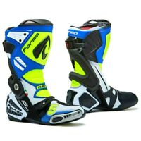 motorcycle boots | Forma Ice Pro Flow replica track road race Locatelli 2019