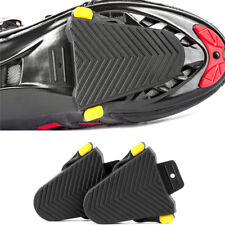 1 Pair Of Bike Bicycle Pedal Rubber Cleat Covers fits for Shimano SPD-SL Cleats.
