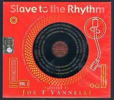 JOE T. VANNELLI SLAVE TO THE RHYTHM CD SIGILLATO!!!