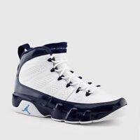 Nike Air Jordan Retro IX 9 UNC University Blue Pearl Midnight Navy 302370-145