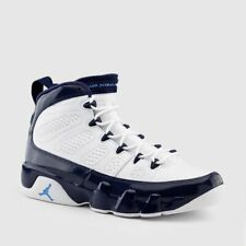 size 40 bbb56 61839 Nike Air Jordan Retro IX 9 UNC University Blue Pearl Midnight Navy 302370 -145