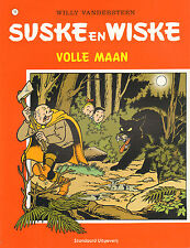 SUSKE EN WISKE 014 - VOLLE MAAN (HERUITGAVE VOOR SHELL)