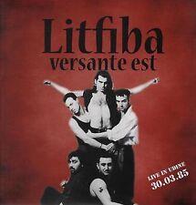 LITFIBA - VINILE NERO - VERSANTE EST - LIM ED. 300 COPIE !! RARITÀ ASSOLUTA !!