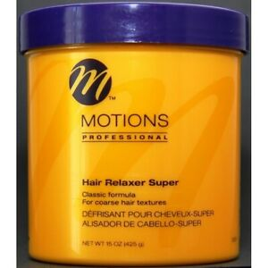 Motions Professional (Classic Formula) Hair Relaxer (Super) (15oz)