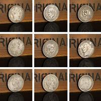 Euro Historische Zahlen  Gedenkmünzeilver Dollar Crafts DDs