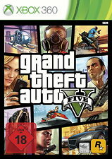 Grand Theft Auto V (Microsoft Xbox 360, 2013, DVD-Box)