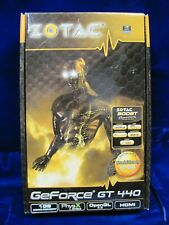 ZOTAC GeForce GT440  1GB  Graphics Video Card