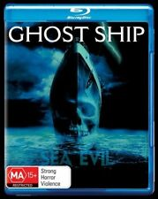 Ghost Ship (Blu-ray, 2011)