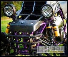 "Yamaha YFZ 450 660 700 Raptor Banshee 350 ATV Front shock Absorbers 400mm 15.75"""