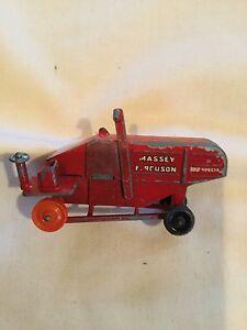 Matchbox Massey Ferguson Combine Harvestor