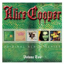 Alice Cooper : Original Album Series - Volume 2 CD (2016) ***NEW***