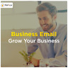 Email for Business: 3 accounts (5GB Each) + 1 .COM Domain + Control Panel