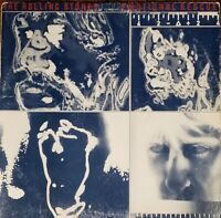 The Rolling Stones - Emotional Rescue Lp 1980 VG+